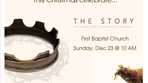 Christmas Celebration at FBC